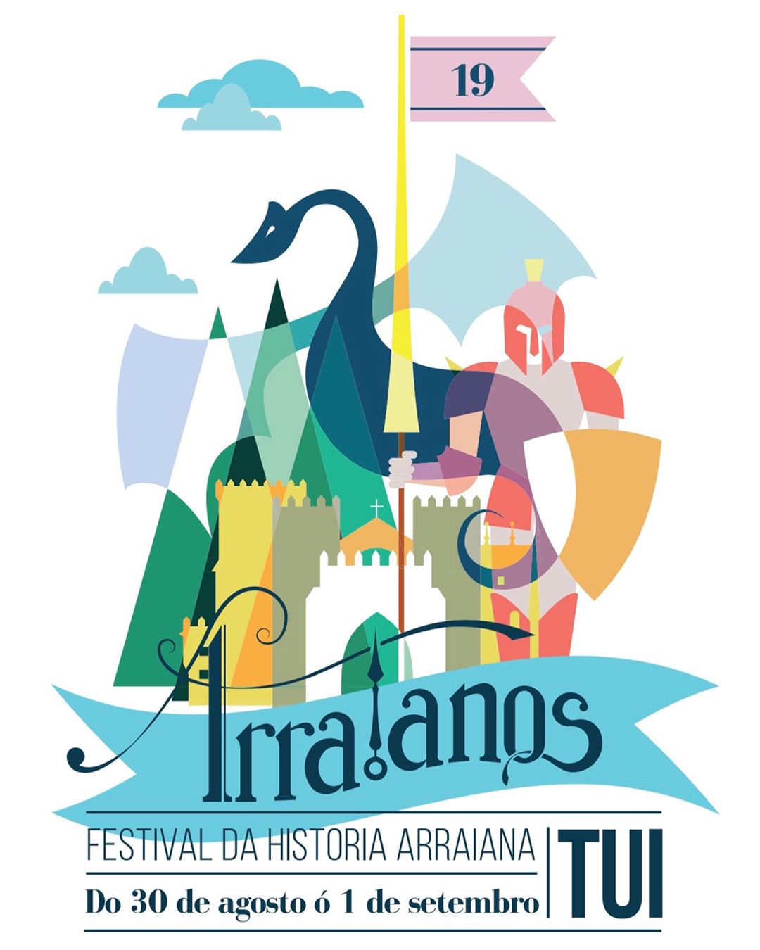 Festival Arraianos: Imagen