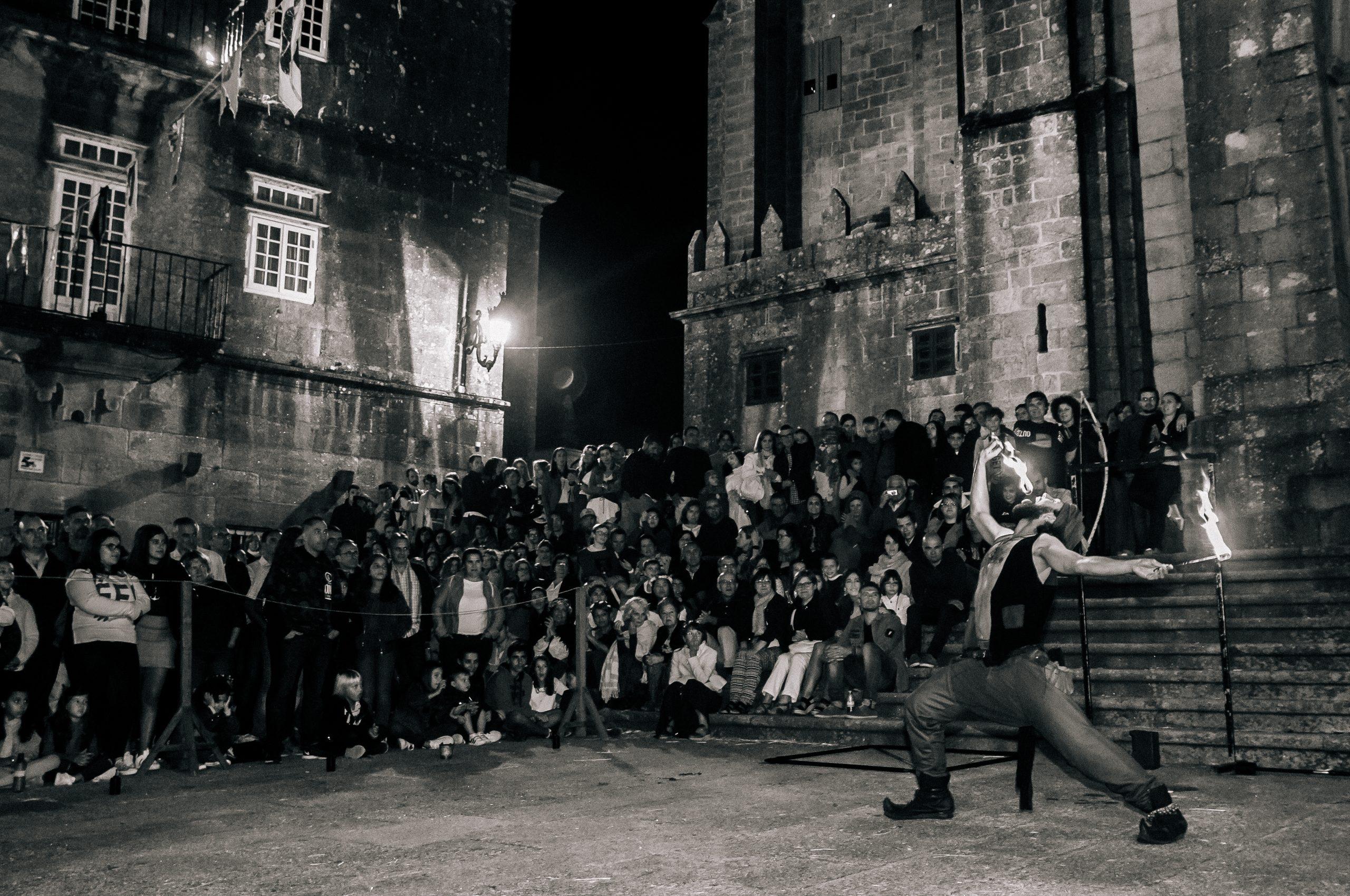 Festival Arraianos: Espectáculo