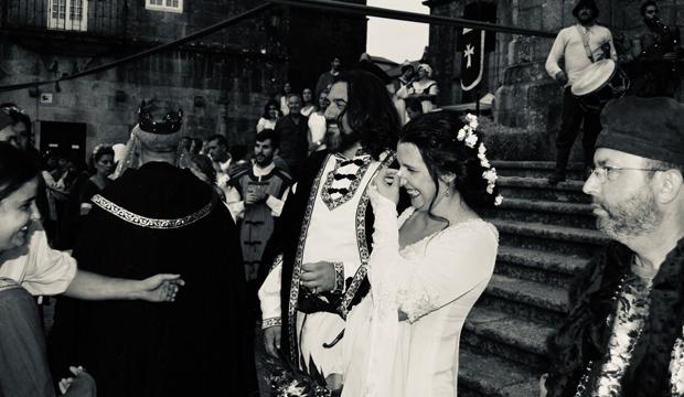 boda histórica